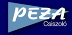 Peza Kft. logo