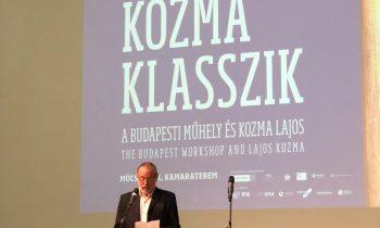 Ki is volt Kozma Lajos?– Kozma-emlékév a Műcsarnokban és iskolánkban, az alkotóról elnevezett szakgimnáziumban