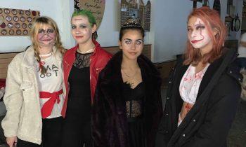 Halloween party – négy év után újra :)