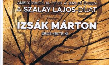 szalay lajos-díj – 2021.