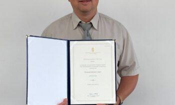 minisztériumi elismerés